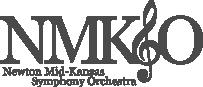 Newton Mid-Kansas Symphony Orchestra Logo