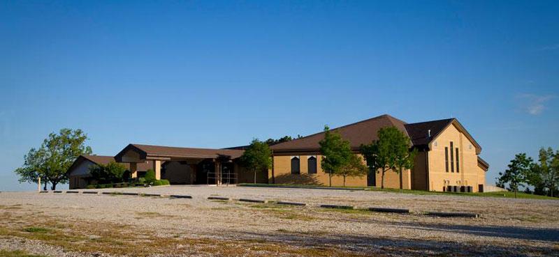 Grace Hill Mennonite Church building